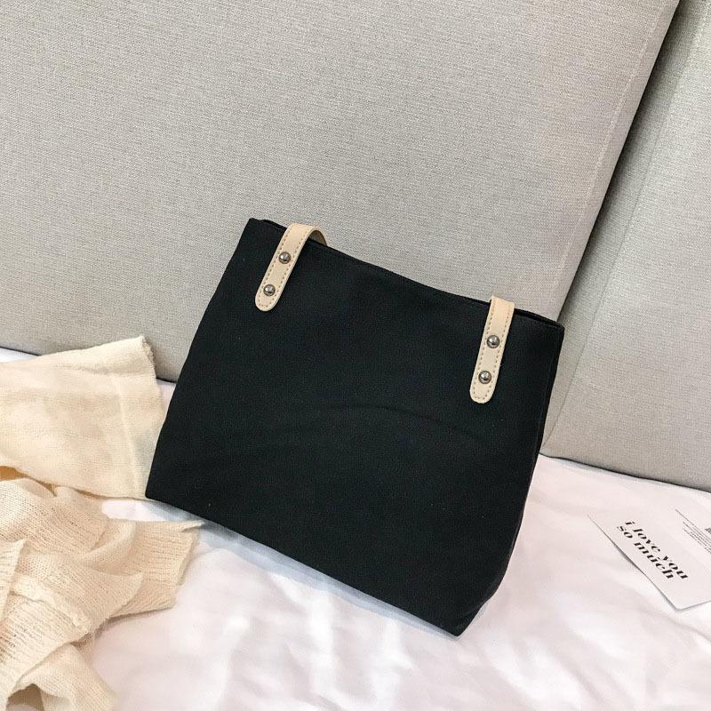 Women Canvas Handbag Fashion Designer Ladies Letter Crossbody Messenger Shoulder Bag Female Fashion Purse Sac A Main SS7382 (11)