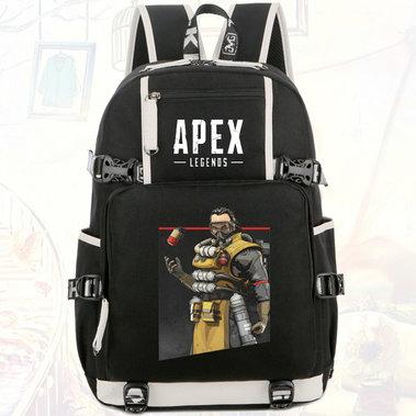 Caustic backpack Apex legends hero day pack High quality school bag Computer packsack Quality rucksack Sport schoolbag Outdoor daypack