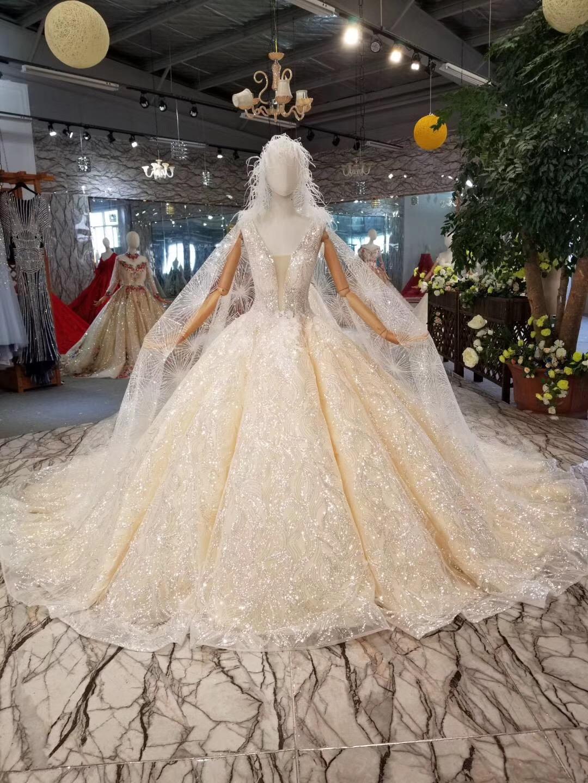Voile Wedding Dress
