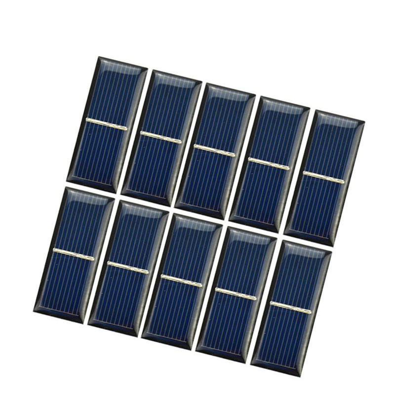 UK Mini 0.5~5.5V Solar Panel Power Module For Light Battery Cell Phone Charger