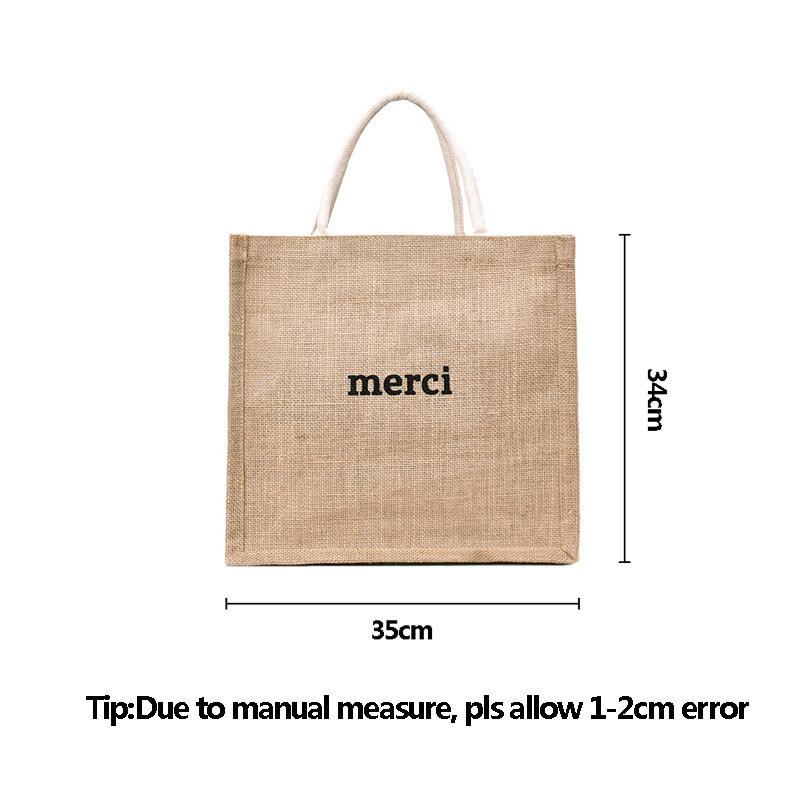 Summer New Women Weave Handbag INS Popular Fashion Female Letter Beach Straw Bags Ladies Travel Casual Braided Tote Bolsa SS3365 (1)