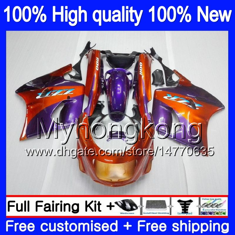 Fairings Bodywork Bolts Screws Set Fit Kawasaki Ninja ZX9R 2000-2001 21 E4
