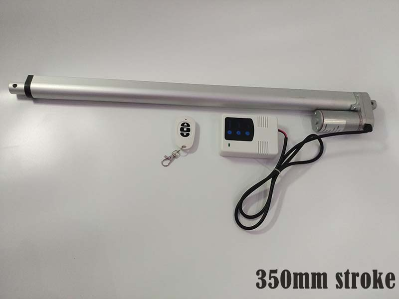 Best 4 inch 1320LBS Linear actuator 12V 5mm//s+fast shipping!!!