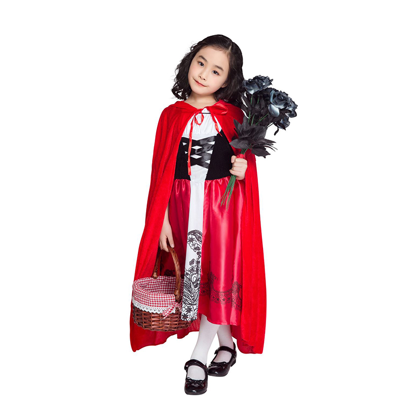 Girls Kids Childs Pirate Girl Halloween Fancy Dress Costume Outfit 4-13 Yrs