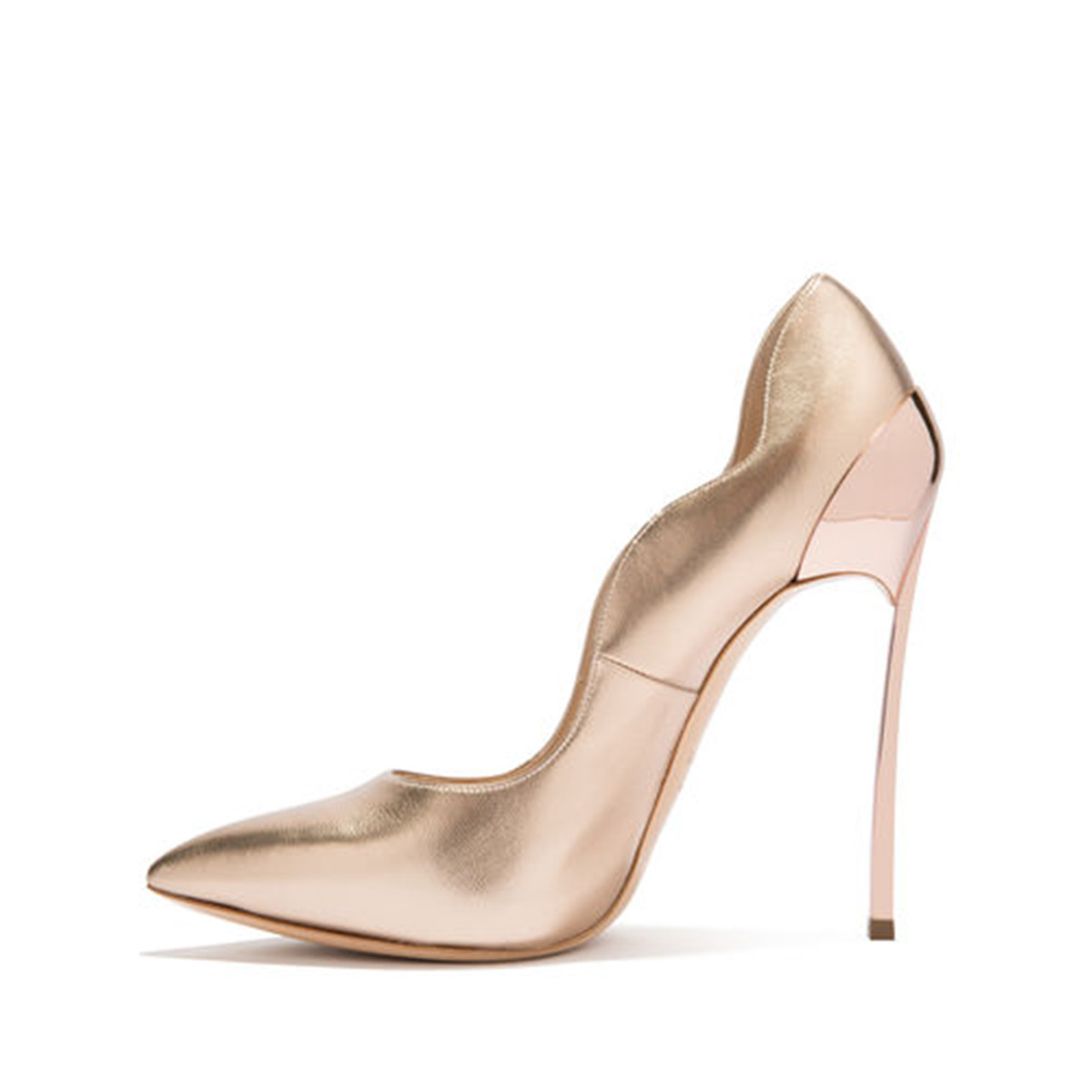 Hot2019 Sexy Season Fine With Shallow Mouth Solid Color Sexy The Wind Ma'am Single Shoe