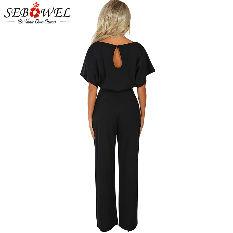 Black-Oh-So-Glam-Belted-Wide-Leg-Jumpsuit-LC64520-2-2