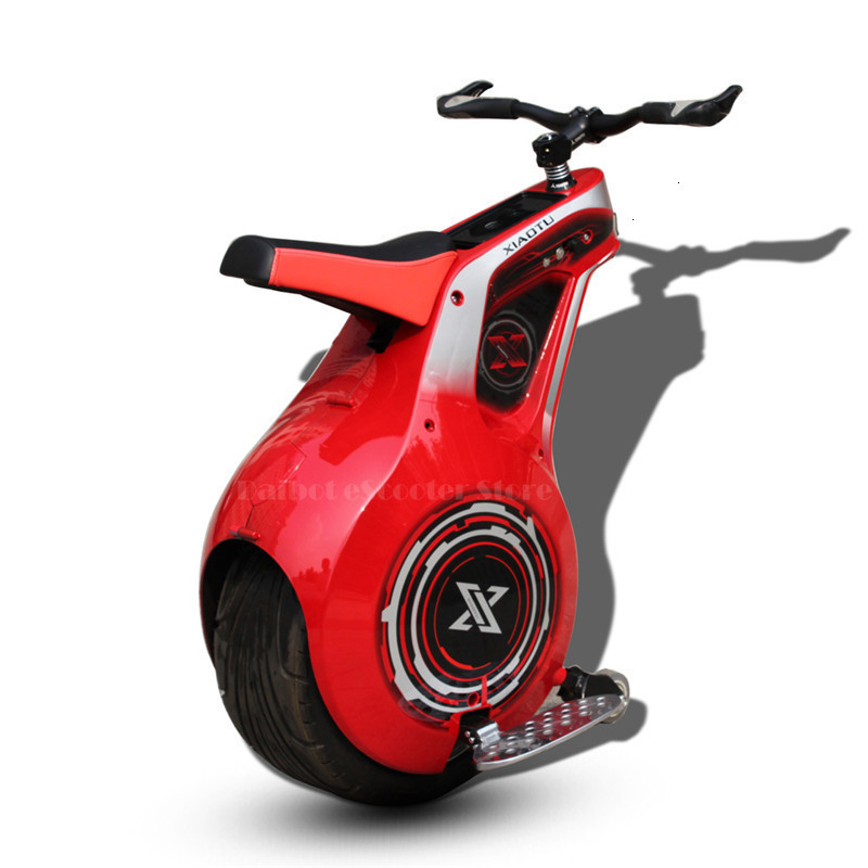 Daibot Powerful Electric Scooter One Wheel Self Balancing Scooters APP 19 Inch Motorcycle 800W 67.2v Electric Unicycle Scooter (1)