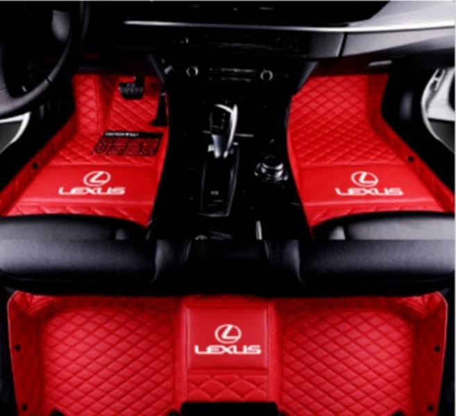 Fit For Lexus ES300h//ES350 2018~2019 Floor Mat Non toxic inodorous