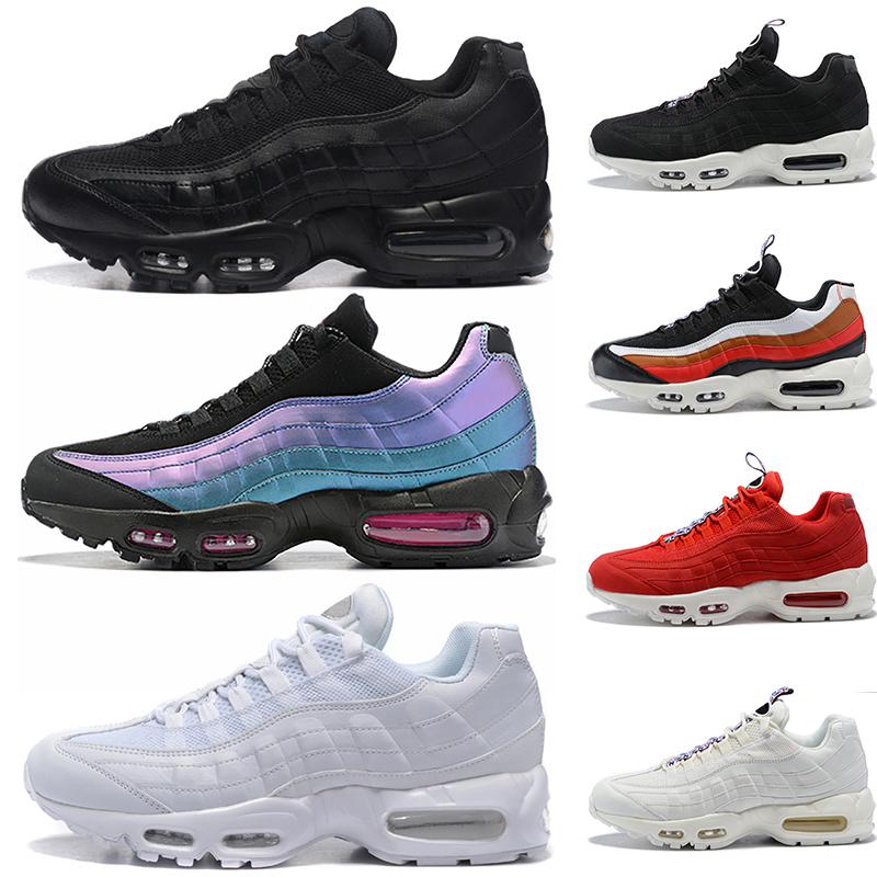 Designer Men Running Shoes TT Triple Black White Laser Purple Aqua Neon Ultramarine Solar Red Mens Trainers Sport Sneakers Size 5.5 12