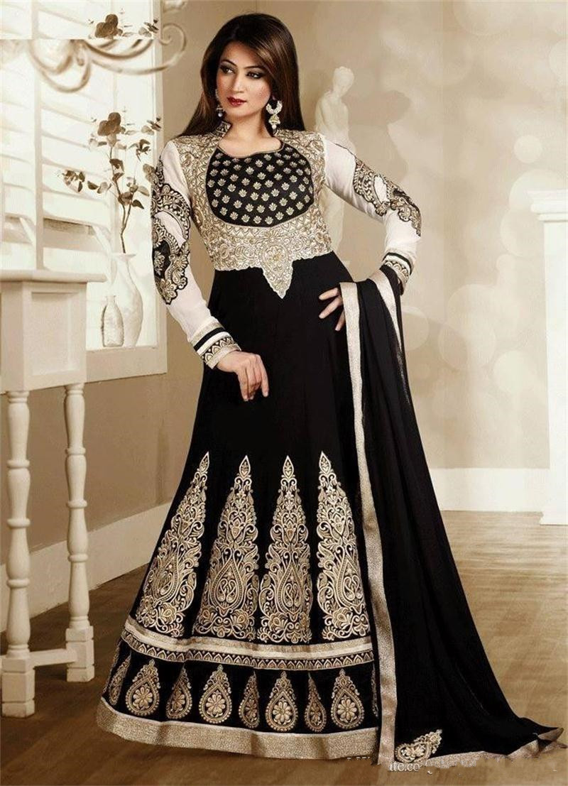 Robes Indiennes De Luxe Distributeurs En Gros En Ligne Robes Indiennes De Luxe A Vendre Dhgate Com