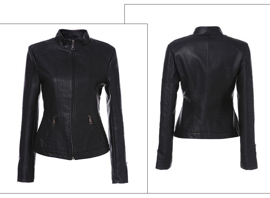 Brand Leather Jacket (2)