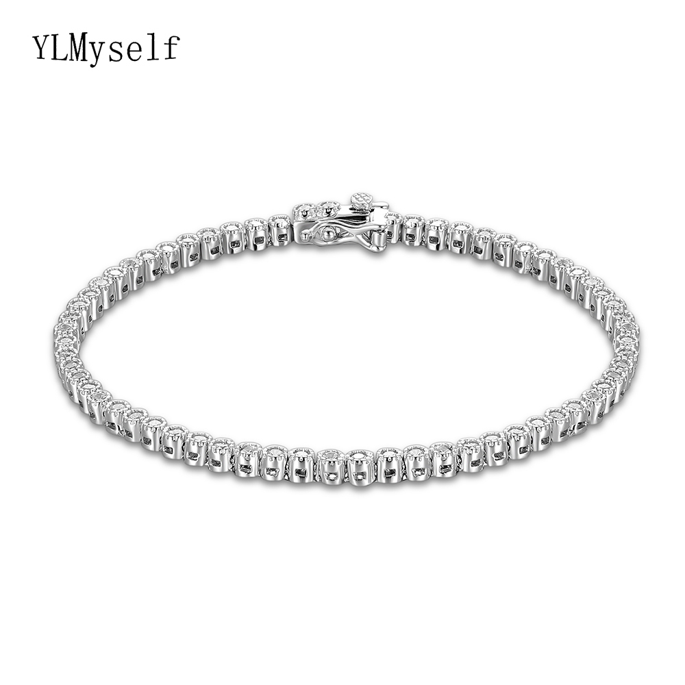silver tennis bracelet (1)