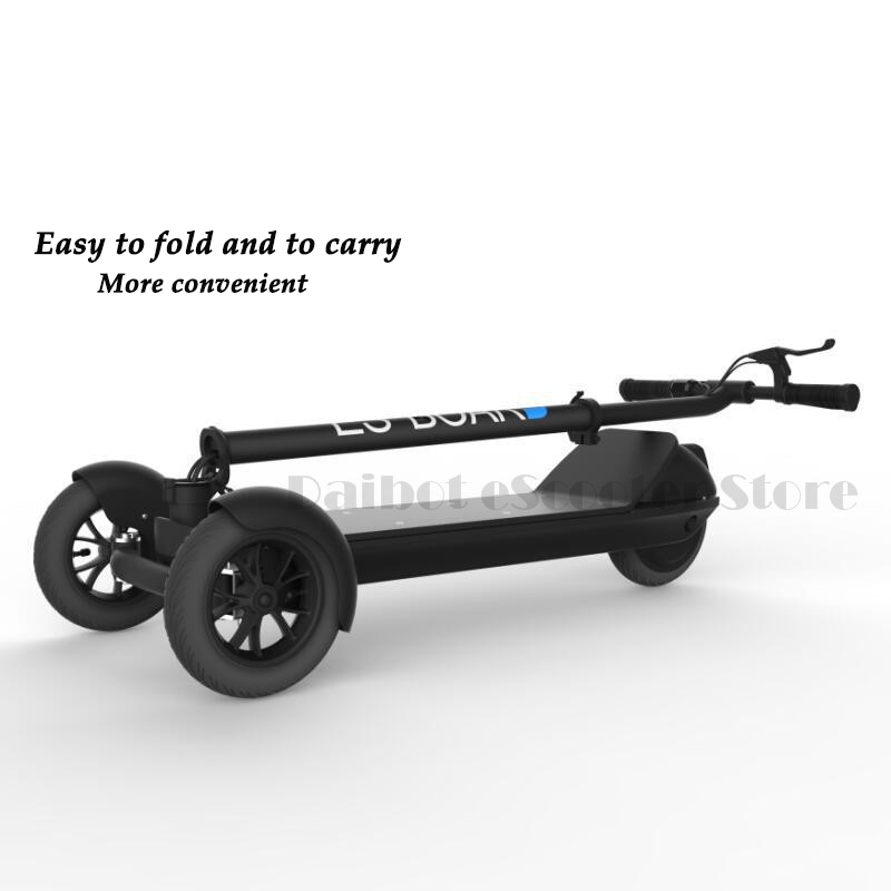 Daibot Electric Scooters Adults 3 Wheels ES Board Self Balancing Scooters 450W Brushless Motor Kids Foldable Electric Skateboard (26)
