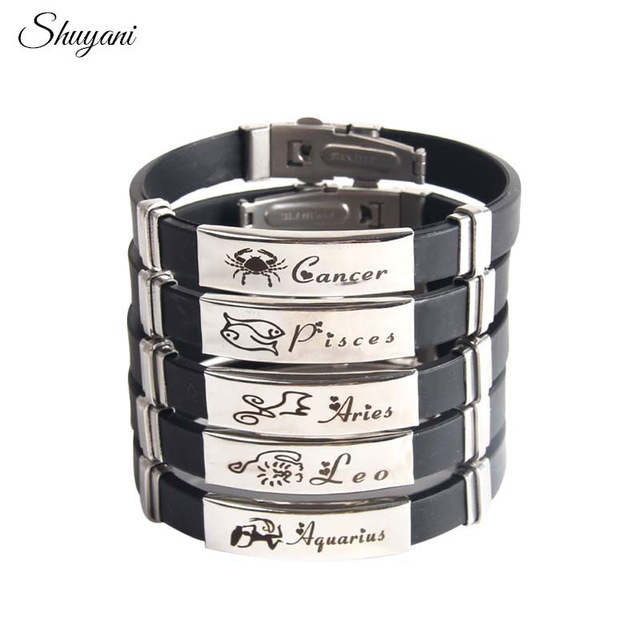 12-Zodiac-Sign-Black-Silicone-Rubber-Wristband-Bracelet-Stainless-Steel-Customized-12-Constellations-Bracelets-for-Women.jpg_640x640
