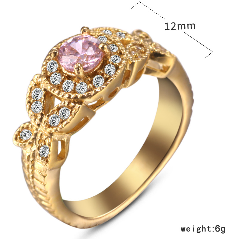 Stainless Ring Brilliant Stone Rings for Women of high quality Titanium Ring Wedding Ring Female Jewelry
