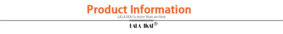 1.LALA IKAI Product information