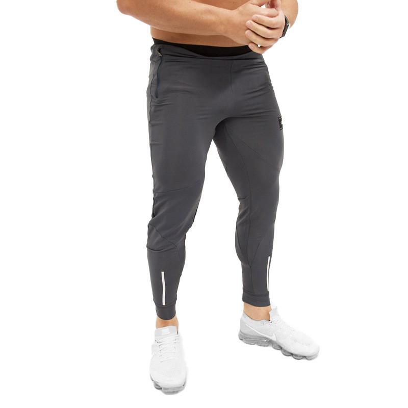Tight Men Pants Fitness Gym Sweatpants (2)