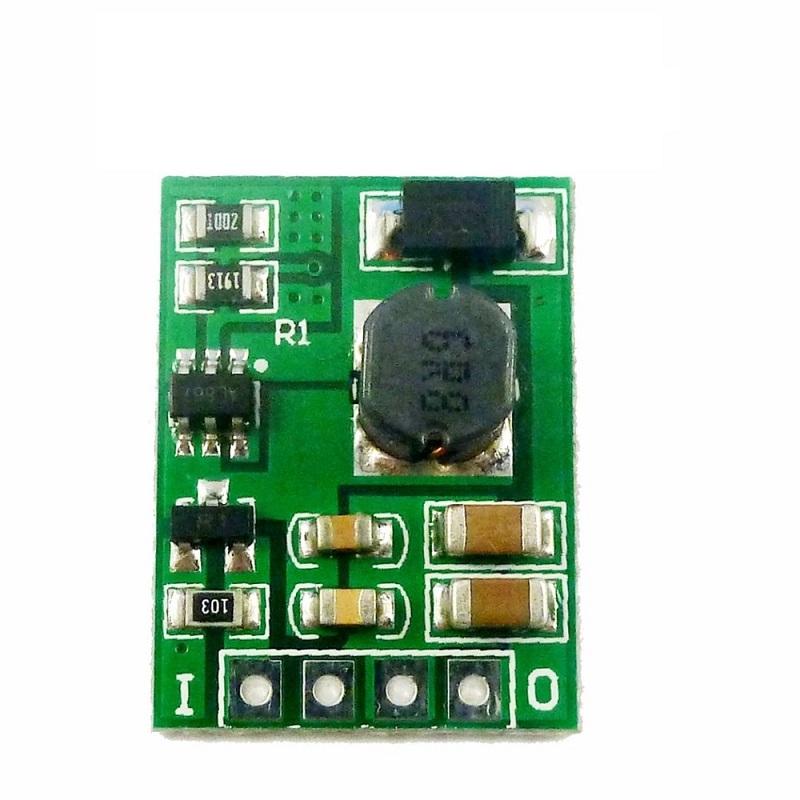 High Voltage DC-DC Boost Converter 3V-5V Step up to 200V-620V Power Regulator