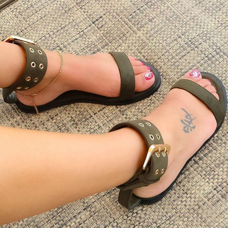Women-flats-sandals-gladiator-summer-transparent-open-toe-jelly-shoes-ladies-vintage-roman-buckle-strap-beach (5)