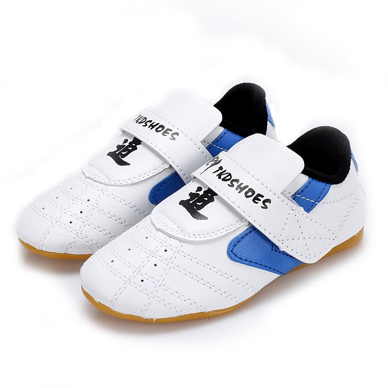 New child training shoes martial arts Kongfu Classic taekwondo shoes adult men