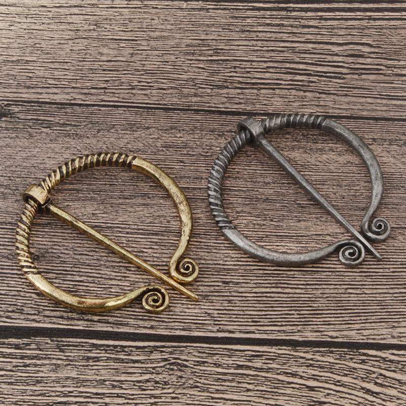 Yaratıcı Viking broşlar pins Tasarımcı Pimleri Güzel Takı Moda Aşk Alaşım Erkek Giyim Aksesuarları Için Charms Broş Unisex