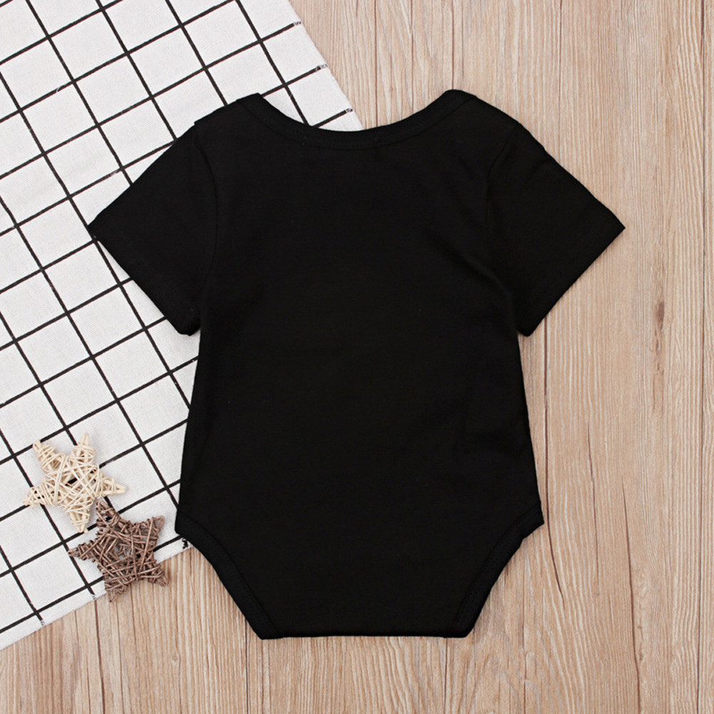 good quality Fashion rompers Baby Boy Girl Letter Romper Jumpsuit Clothes Outfits Winter clothes for baby vetement enfant fille