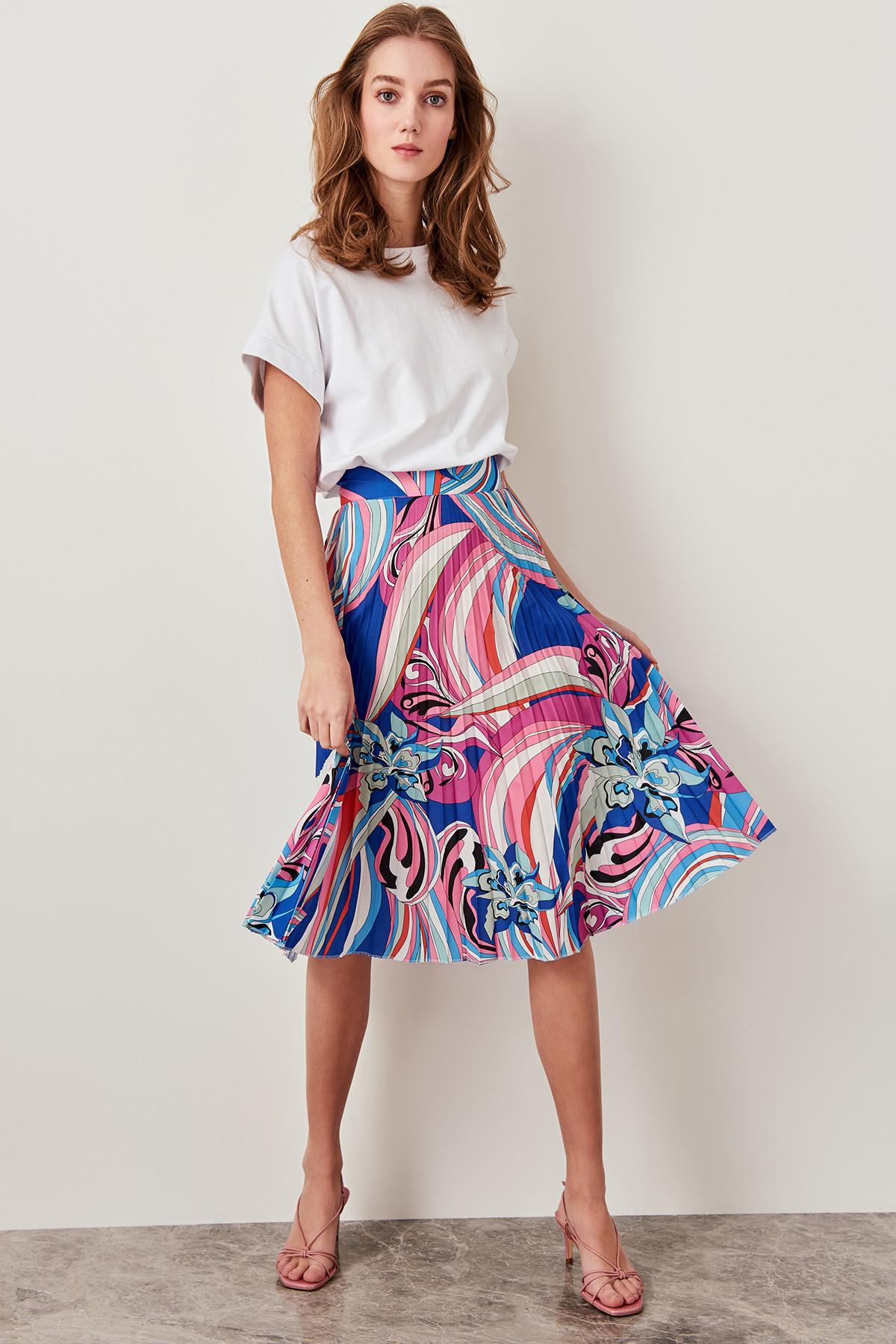 Trendyol Piliseli Skirts Twoss19so0013 Y19060301