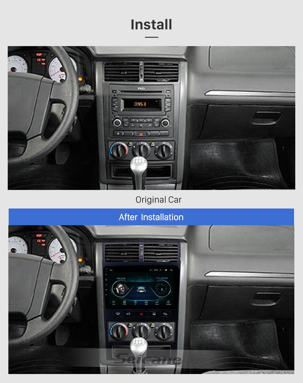 Compre Android 9 0 Radio Video Car Unidade De Cabeca Para Peugeot 405 Bluetooth Wifi Hd Apoio Touchscreen Gps Navigation Camera Carplay Traseira 9 Polegadas De Fengxingshangmao 132 67 Pt Dhgate Com