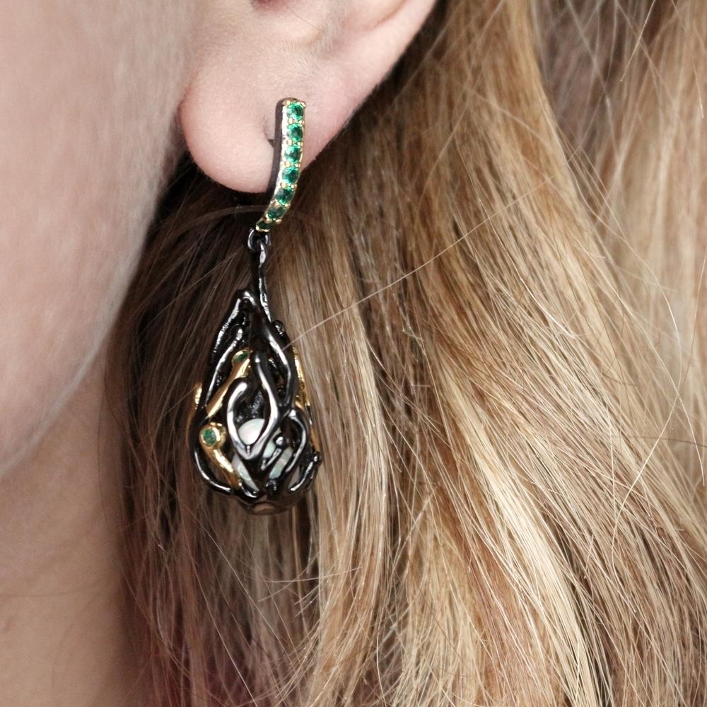WE3771 pearl earrings women (8)