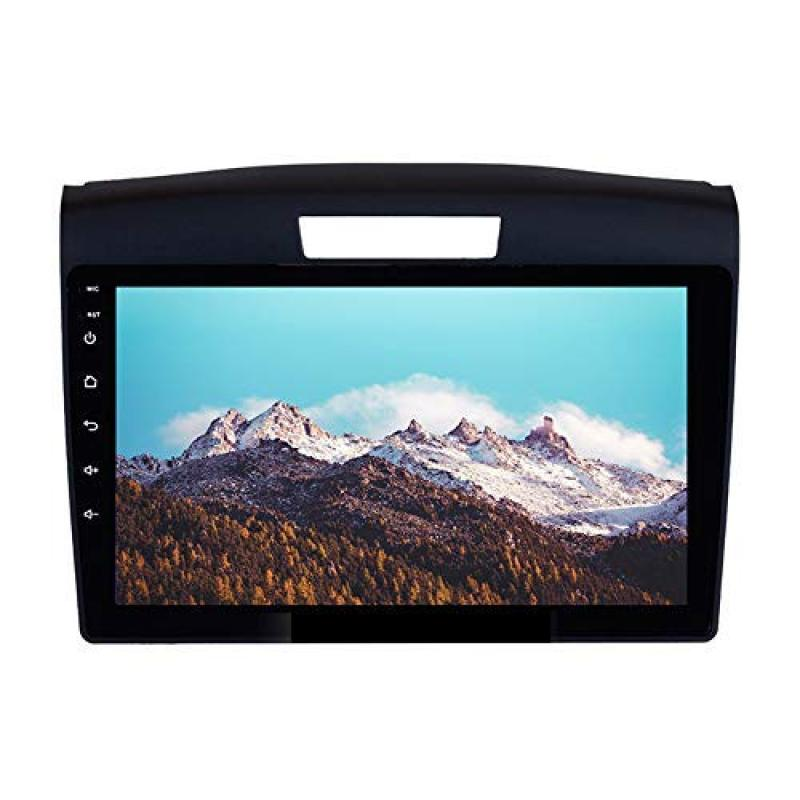 10.1 inch Android 8.1 Touchscreen Car Stereo for Honda CRV 2011-2015 Bluetooth WiFi GPS Navigation Support SWC