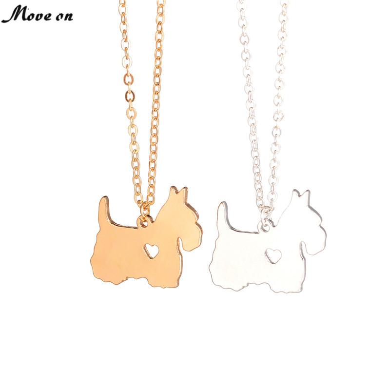 Cute Dog Ecossais Cristal Aberdeen terrier Bijoux pour personne pour animal domestique Bijoux