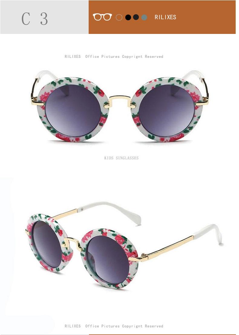 NEW Baby Girls Sunglasses Brand Designer UV400 Protection Lens Children Sun Glasses Cute Kids Sunglasses Cool Goggles (1)