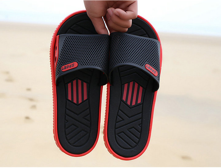 Fashion New Design Anti Slip Adult Men Shoes Sport Slide Slippers Outdoor Indoor Beach Slippers For Man (20)
