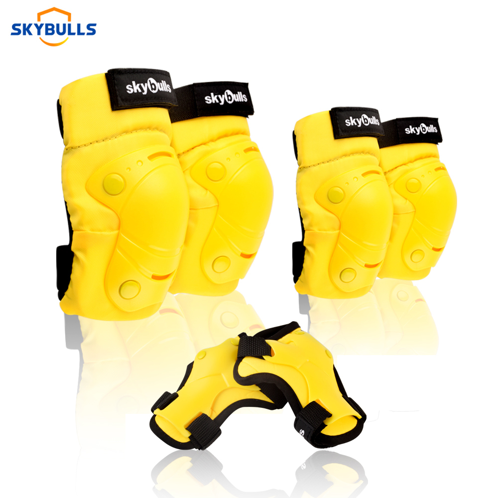 Child skate cycling Protection Kit Knee Elbow Pads Pink Gloves XXS up to 25kg