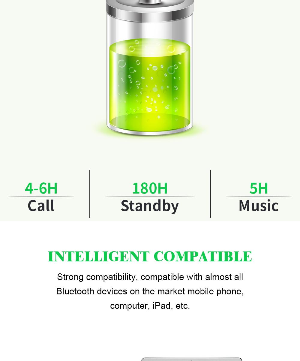 YODELI Bluetooth Earphone With MIC Sweatproof Gym Sport HIFI Wireless Earphones Stereo Headphones For Samsung iPhone Xiaomi LG (4)