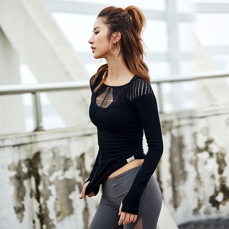 Women-Mesh-Hollow-Out-Yoga-Top-Full-Sleeve-Sport-T-Shirt-Quick-Dry-Fitness-Clothing-Sports (1)