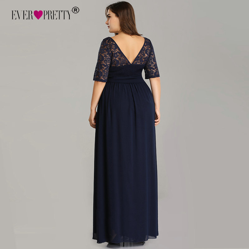 Plus-Size-Mother-Of-The-Bride-Dresses-Ever-Pretty-EZ07624NB-Elegant-A-Line-Long-Lace-Formal