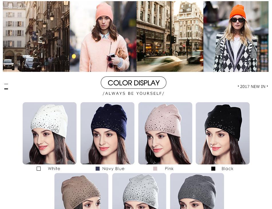 woman winter hats MZ723 (4)