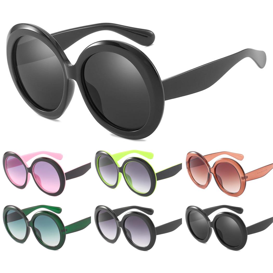 Women Mens Pilot Sunglasses Oversized Classic Shades Eyewear Retro Glasses UV400