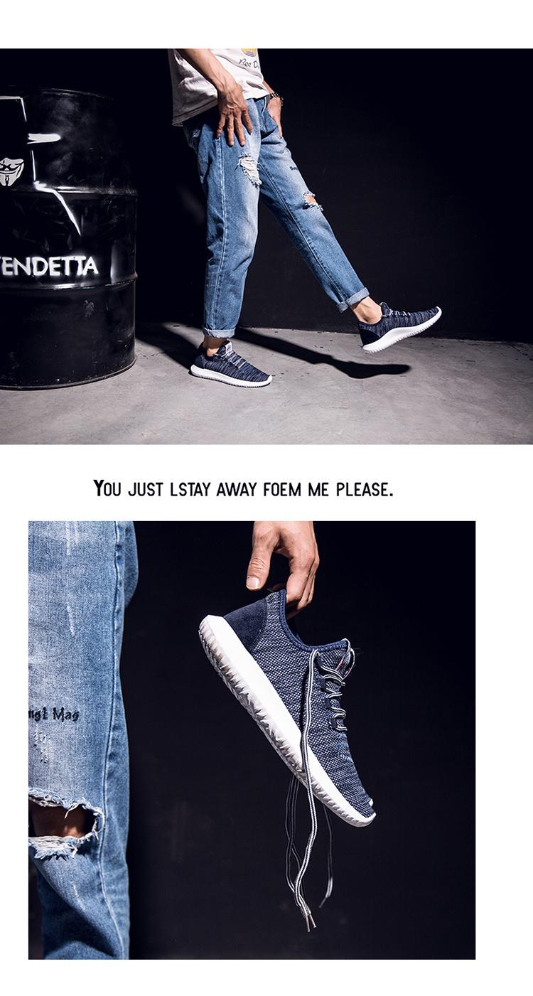 e5329b41b5e Para Hombre Transpirable Deportivos Negro Zapatos 2019 Compre 1qwfzz