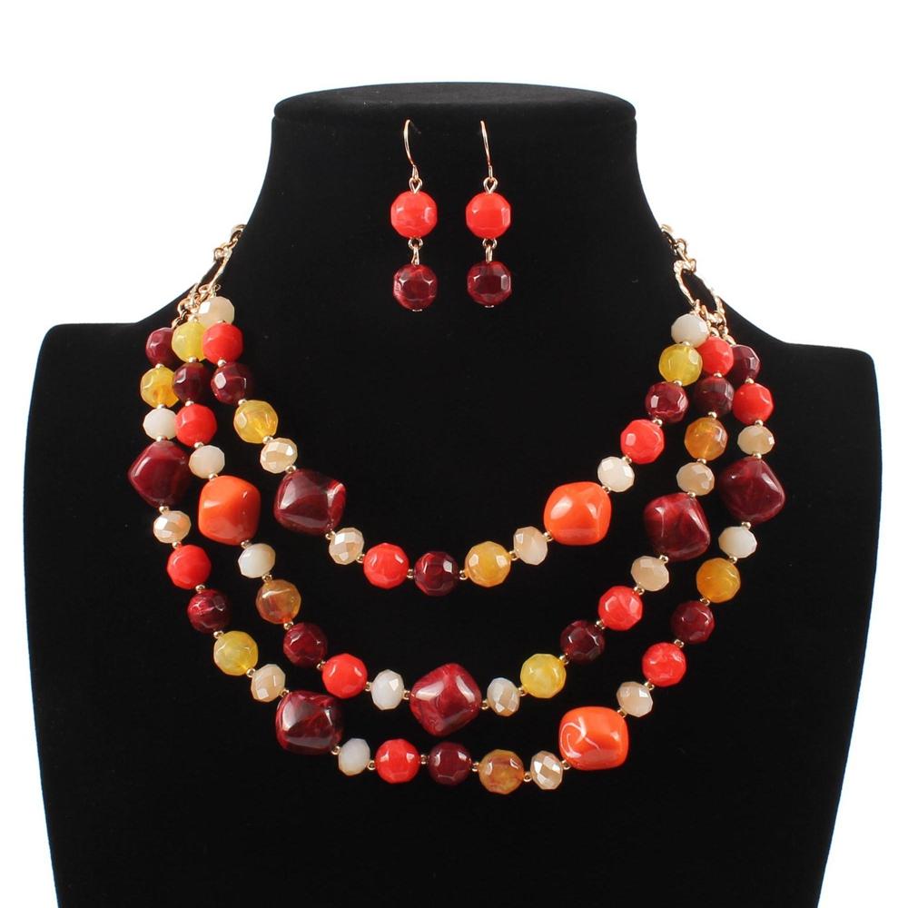 fashion women jewelry sets (10)