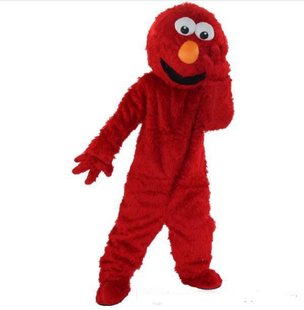 Ernie Retro Adult Costume Sesame Street Mens Mascot Character Halloween