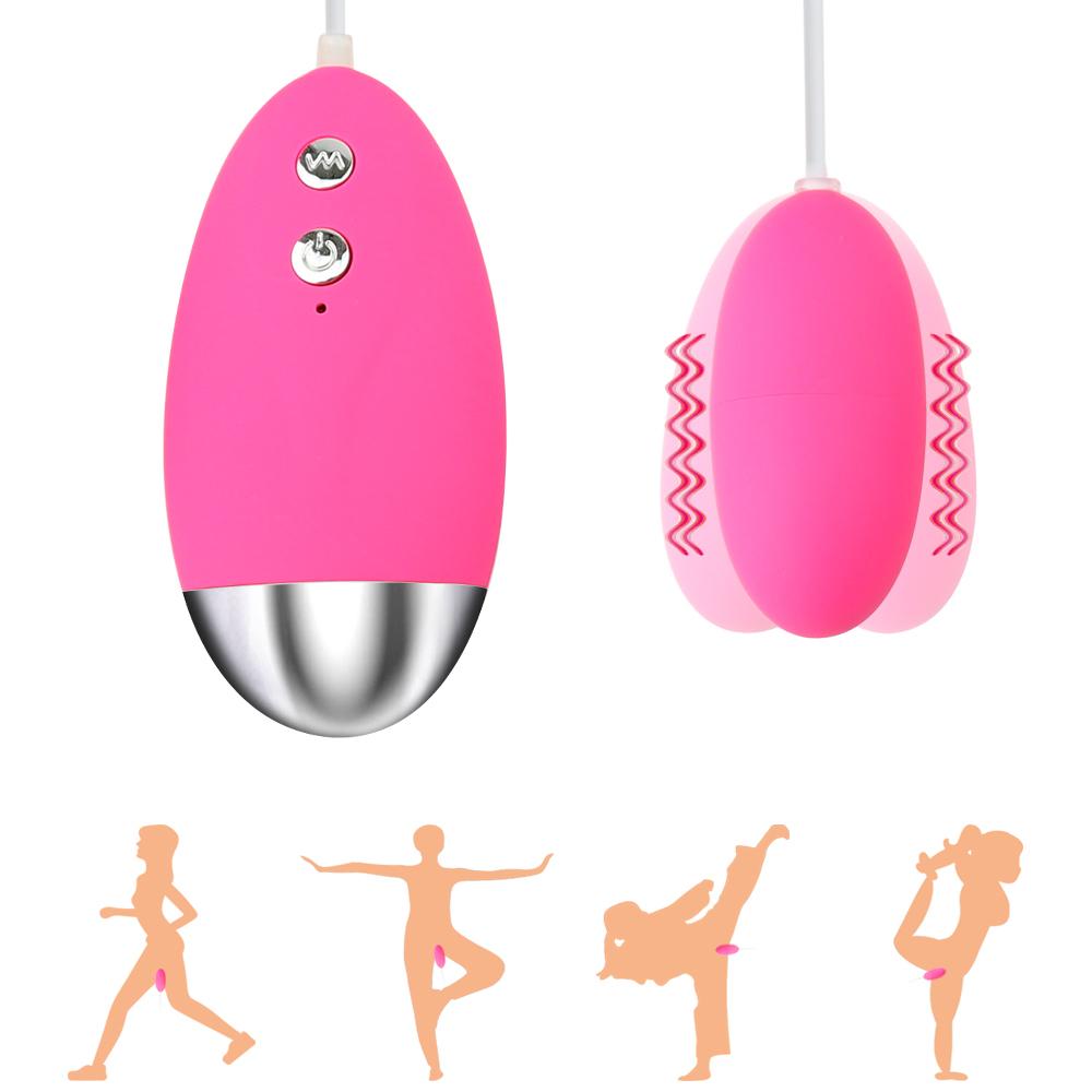 Man nuo 10 Speed Power Egg Vibrator Sex Product Control remoto Vibrating Egg Sex Toys para mujeres Vibración fuerte C18122601
