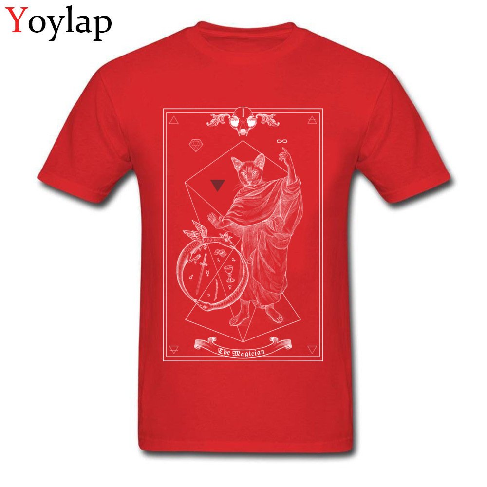 Family Custom Short Sleeve T-shirts Summer Fall Crew Neck 100% Cotton Tops T Shirt for Men Summer Tee-Shirts Top Quality red