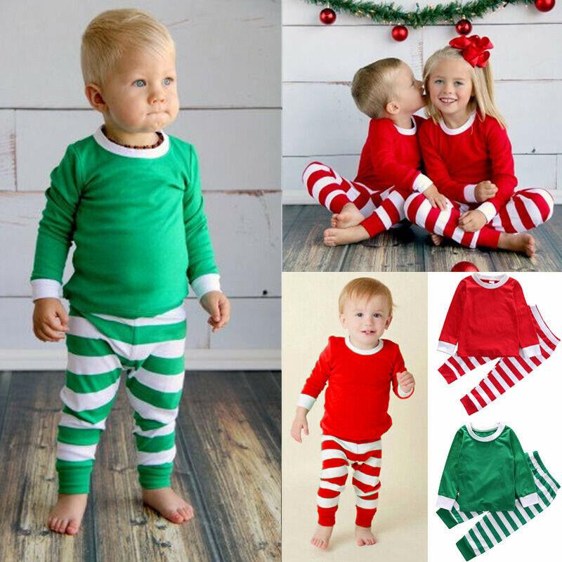 2Pcs Kleinkind Baby Kinder Jungen Langarm Hemd Tops Hose Kleidung Outfits 0-5Y