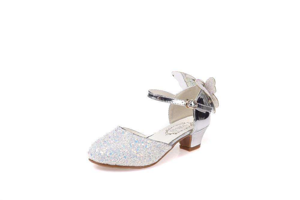 5be4548ee Compre NOVAS Crianças Sandálias Crianças Meninas Sapatos De ...