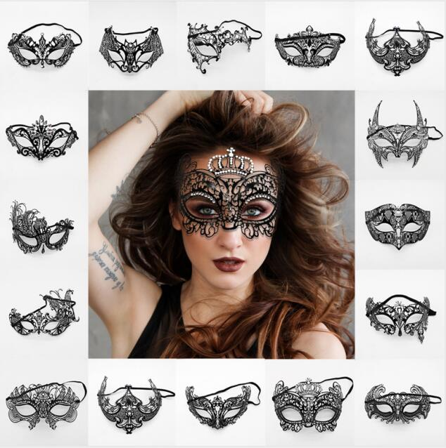 Venetian Masquerade Exquisite Luxury Butterfly Mask Wedding Dance Costume Party