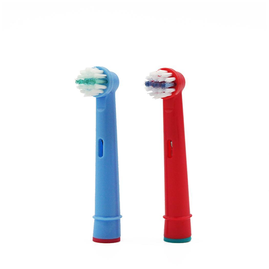 New Fashion Children Durable Elektronische Zahnbürste Kopf Zahnbürste Ersatzköpfe Kit Fashion New Oral Care