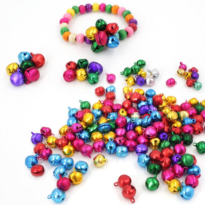 100x Luminous Glow Resin Beads Fashion Jewelry Making Christmas Gifts Beads