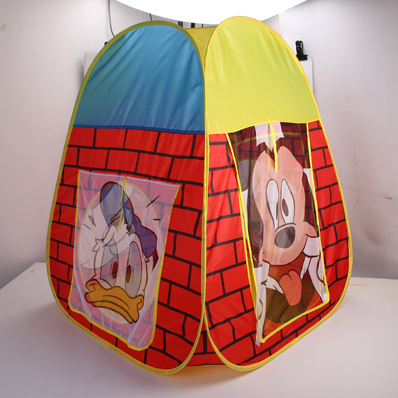 Play House Kids Gifts Outdoor Toy Tents Folding Tent Children Tent Baby Toys For Children Ball Pool Castle Tents Ball Pool (2)